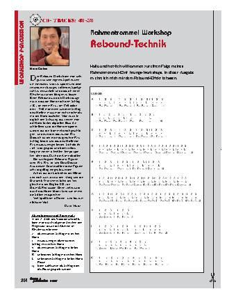 Rebound-Technik