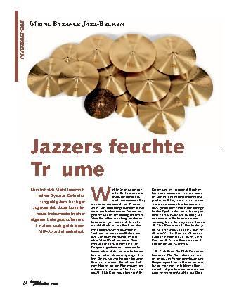 Jazzers feuchte Träume