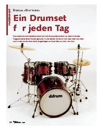 Ein Drumset für jeden Tag