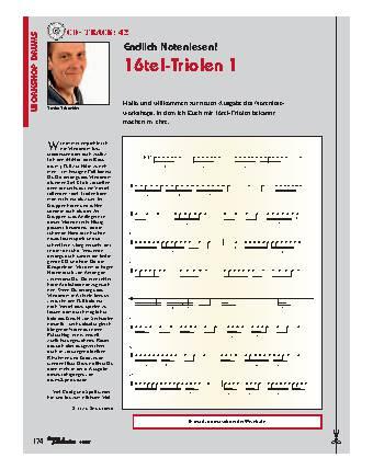 16tel-Triolen 1