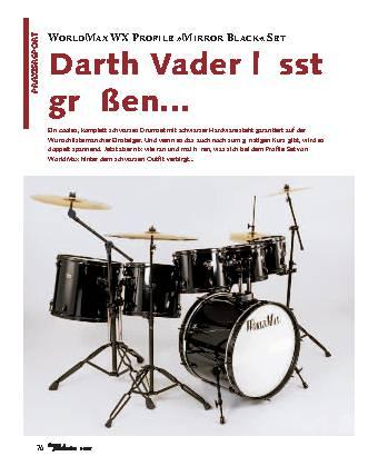 Darth Vader lässt grüßen...