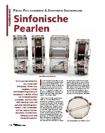 Sinfonische Pearlen