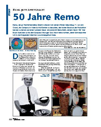 50 Jahre Remo
