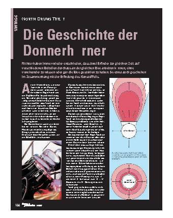 Die Geschichte der Donnerhörner