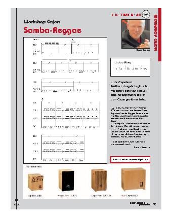 Samba-Reggae