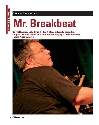 Mr. Breakbeat