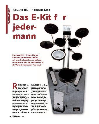 Das E-Kit für jedermann