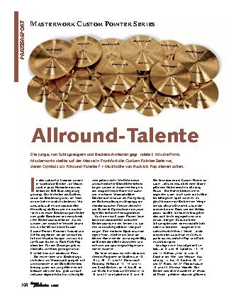 Allround-Talente