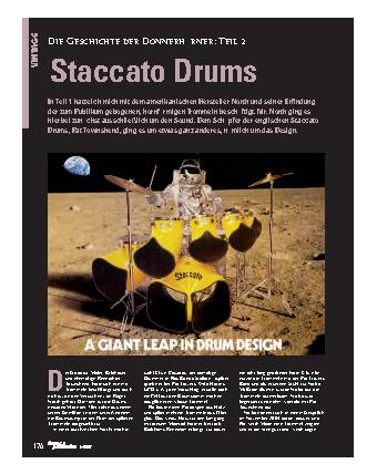 Staccato Drums
