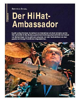 Der HiHat-Ambassador