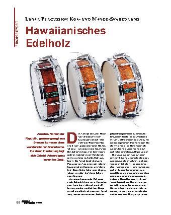 Hawaiianisches Edelholz