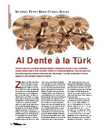 Al Dente à la Türk