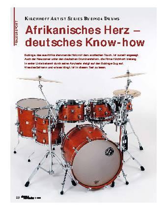 Afrikanisches Herz – deutsches Know-how