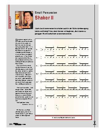 Shaker II