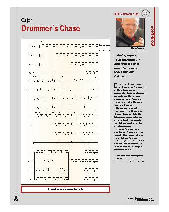 Drummer's Chase