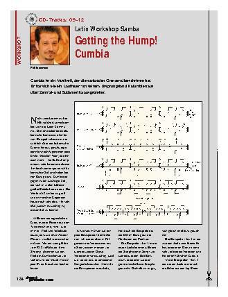 Getting the Hump! Cumbia