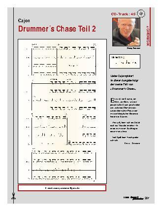 Drummer's Chase (Teil 2)
