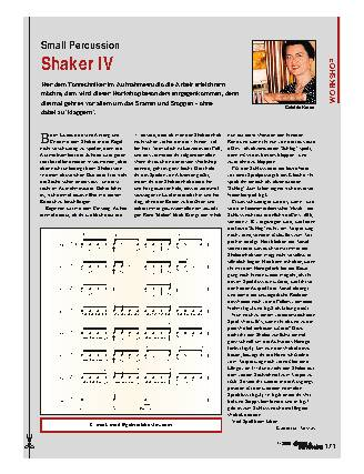 Shaker IV