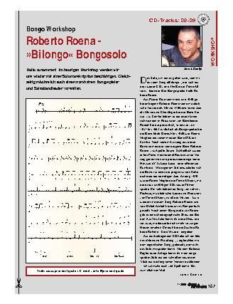 Roberto Roena - Bilongo Bongosolo