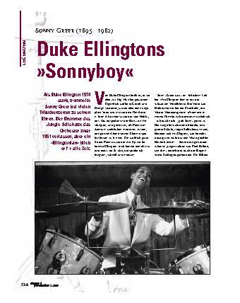 Duke Ellingtons Sonnyboy