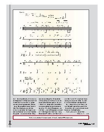 Swing im 3/4-Takt (»Jazz-Waltz«) – Teil 1
