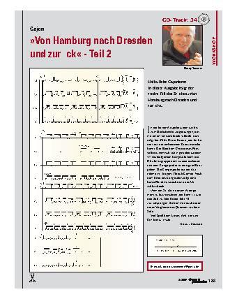 Von Hamburg nach Dresden und zurück - Teil 2