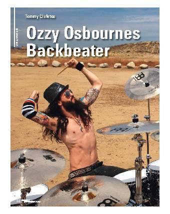 Ozzy Osbournes Backbeater