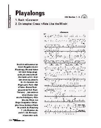 Playalongs