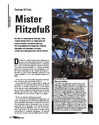 Mister Flitzefuß