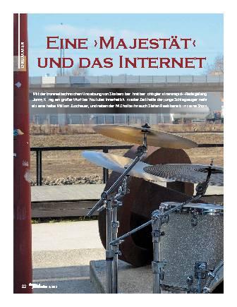 Eine Majestät und das Internet