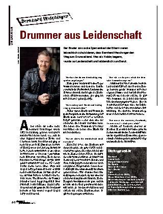 Drummer aus Leidenschaft