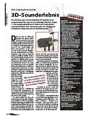 3D-Sounderlebnis