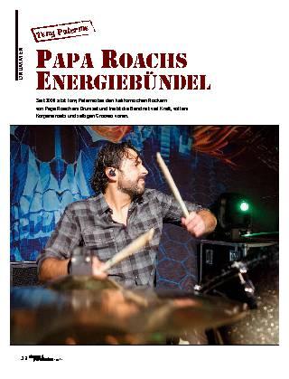 Papa Roachs Energiebündel