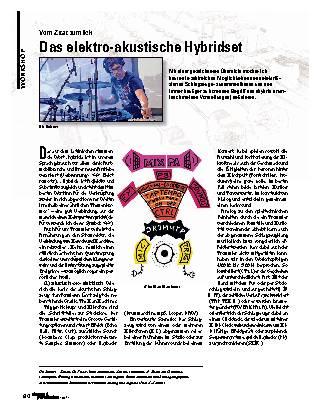 Das elektro-akustische Hybridset