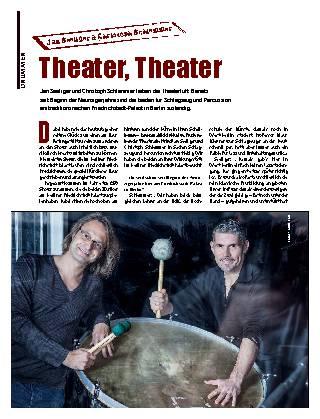 Theater, Theater