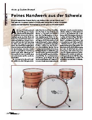 Feines Handwerk aus der Schweiz