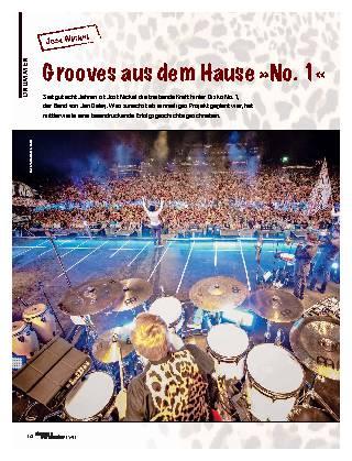 Grooves aus dem Hause No. 1