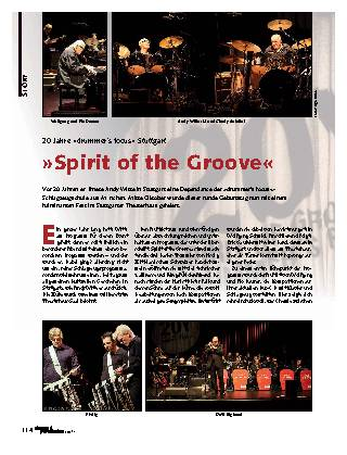 Spirit of the Groove