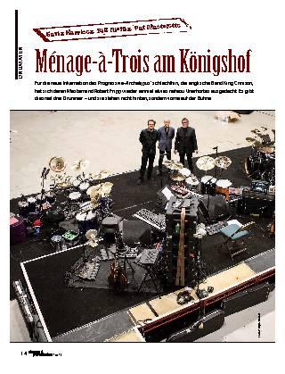 Ménage-à-Trois am Königshof