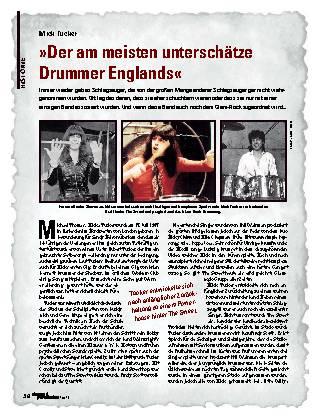 Der am meisten unterschätze Drummer Englands