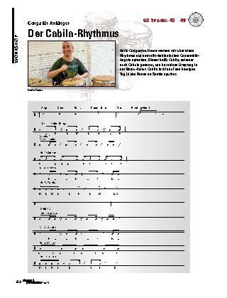 Der Cabila-Rhythmus