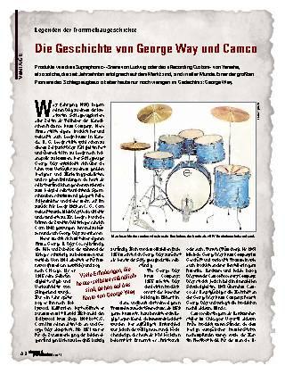 Die Geschichte von George Way und Camco