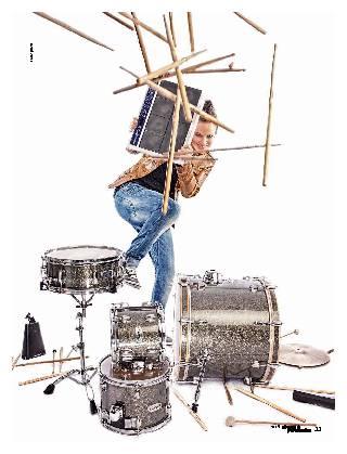 Ein Stern am Drummerhimmel