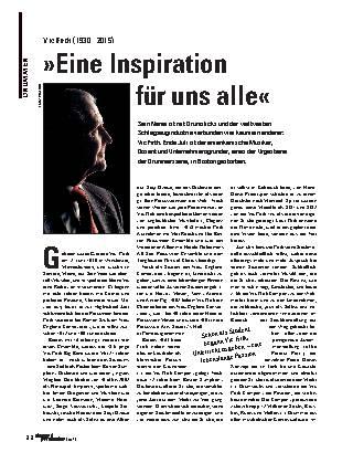 »Eine Inspiration für uns alle«