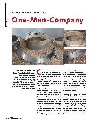One-Man-Company