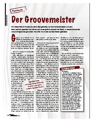 Der Groovemeister