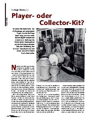 Player- oder Collector-Kit?