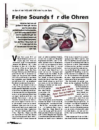 Feine Sounds für die Ohren