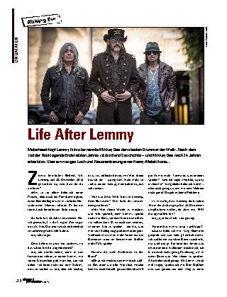 Life After Lemmy