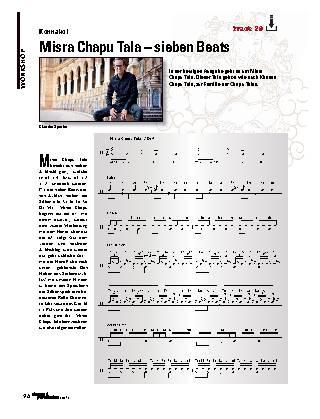 Misra Chapu Tala – sieben Beats